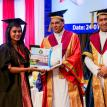 Graduation Ceremony of Dr. Dhanya at Father Muller Medical College